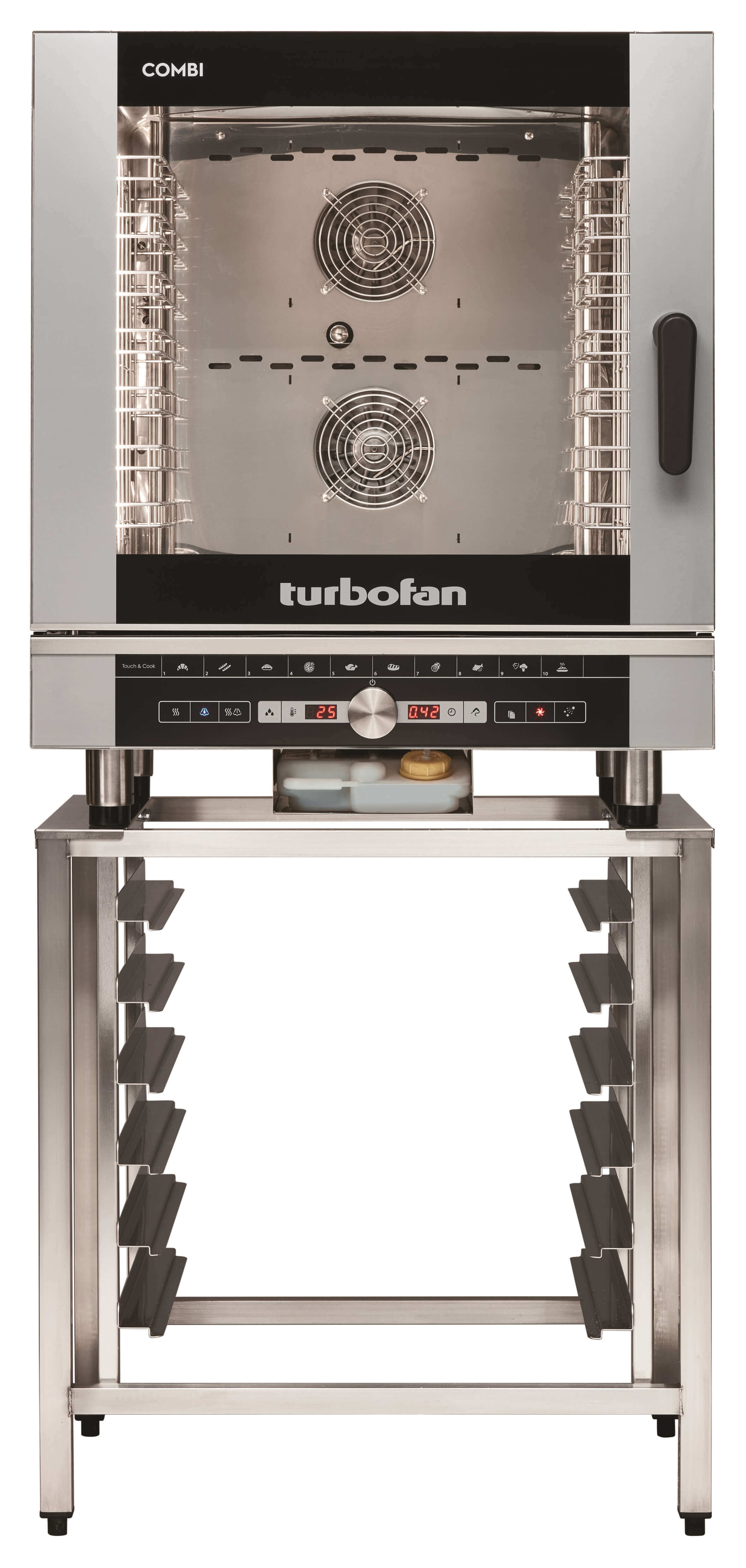 Blue Seal Turbofan EC40D7 Combi Steamer