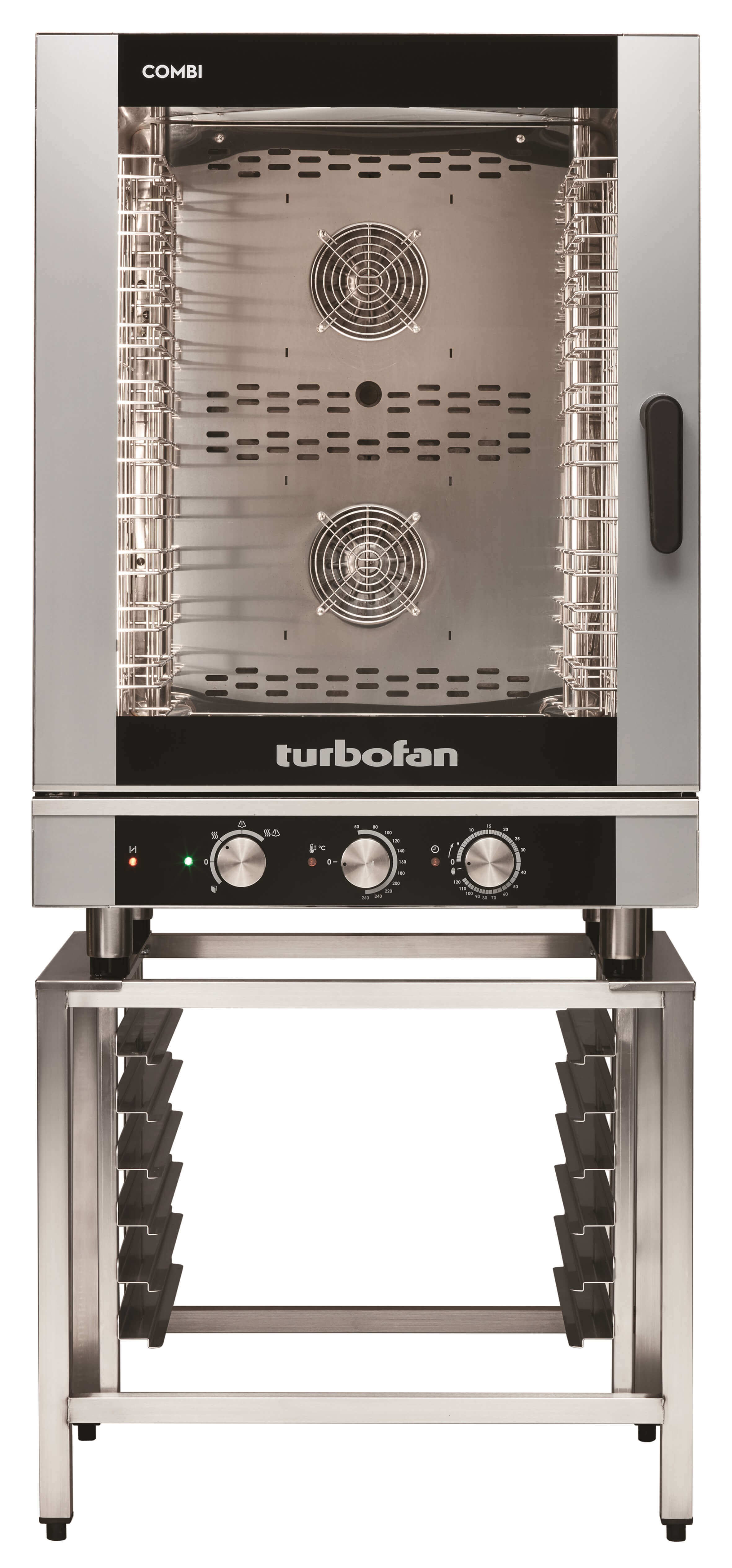 Blue Seal Turbofan EC40M10 Combi Steamer