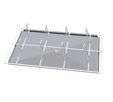 Pollo Non-Stick Stainless Steel Grid (GRP 825)