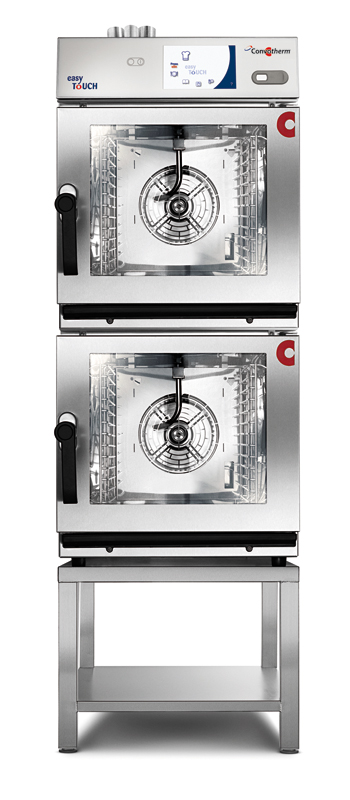 6 10 mini 2in1 easytouch convotherm combi steamer oven combisteamers. Black Bedroom Furniture Sets. Home Design Ideas