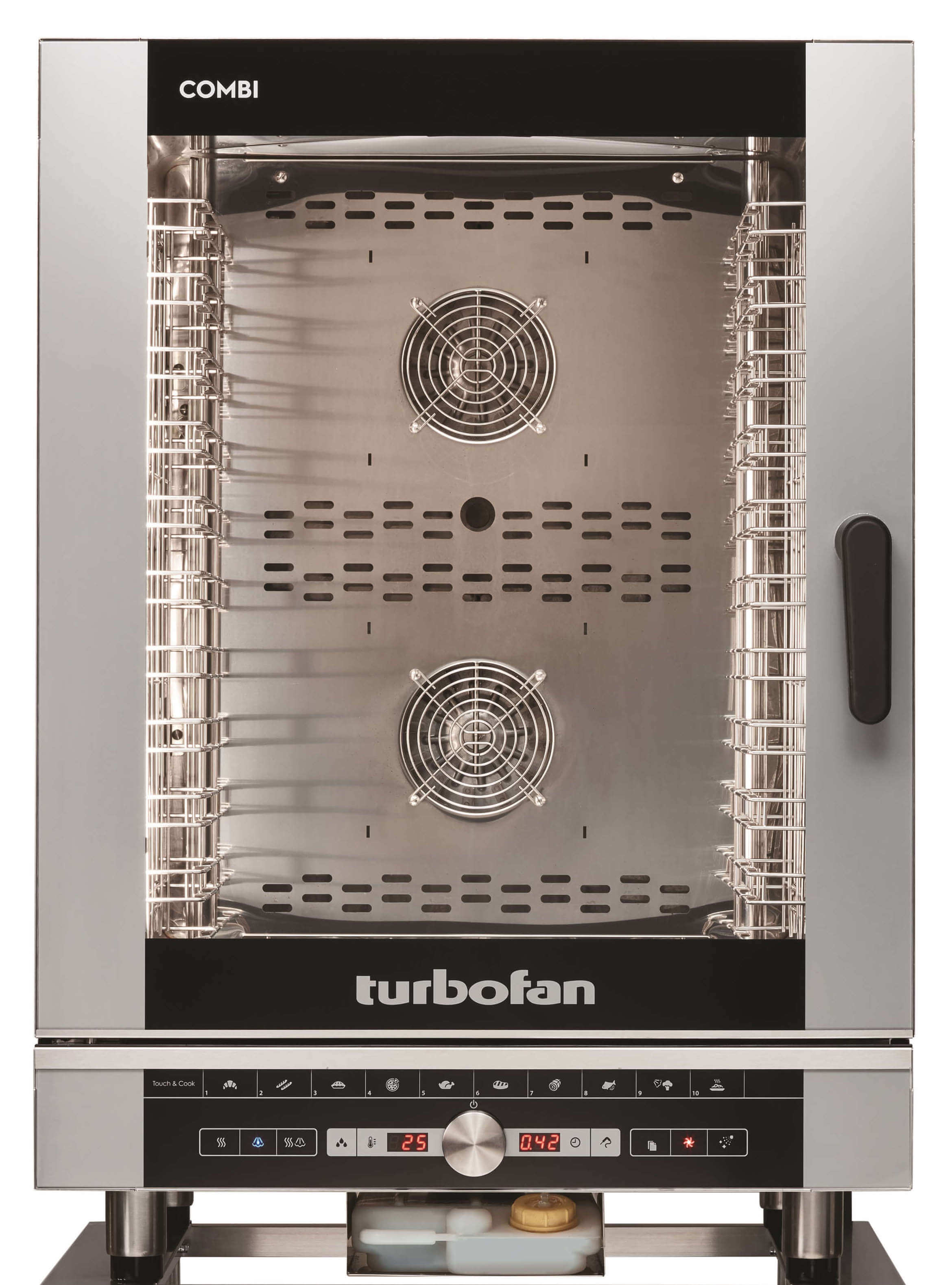 Blue Seal Turbofan EC40D10 Combi Steamer