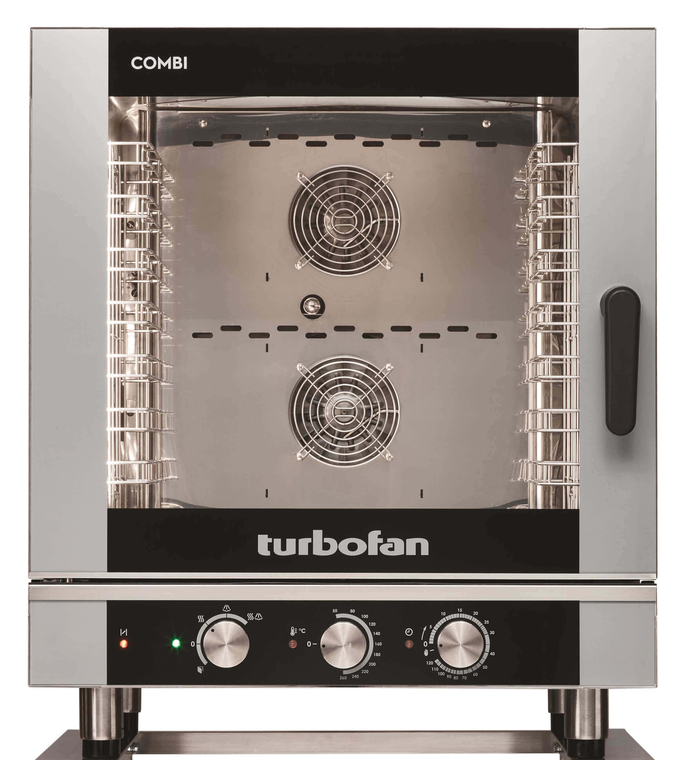Blue Seal Turbofan EC40M7 Combi Steamer