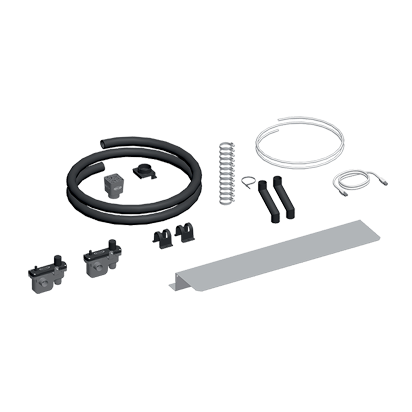 Stacking Kit for Gas Ovens (XEAQC-00E2-G